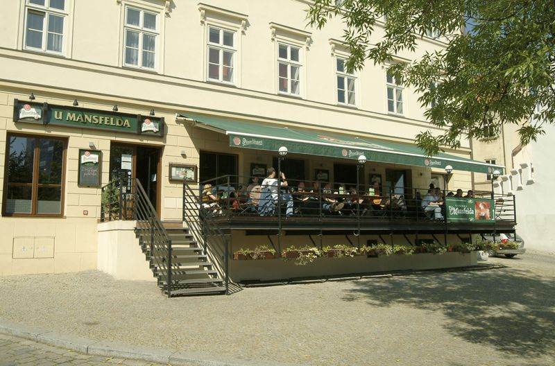 Gastronomy: Official w...U Mansfelda