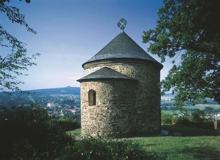 St. Peter and Paul´s rotunda