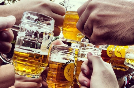 The festival of micro-breweries