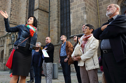 Guided-tours of Historical City Centre of Pilsen Starts in April