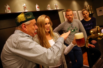 Pilsen Beer Attracts Tourists from all over the World