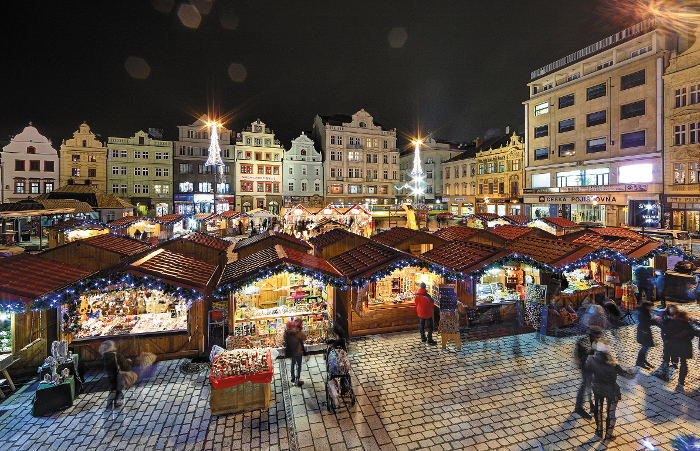 1 Advent Weihnachtsmarkt.Advent Time And Christmas Market In Pilsen Official Website Of The