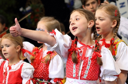 International Folklore Festival Welcomes both Local and Exotic Guests