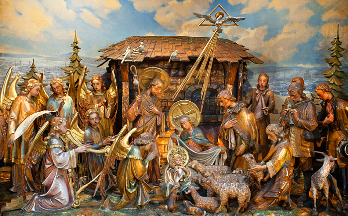 Do not forget to Visit Beautiful Pilsen Nativity Scenes