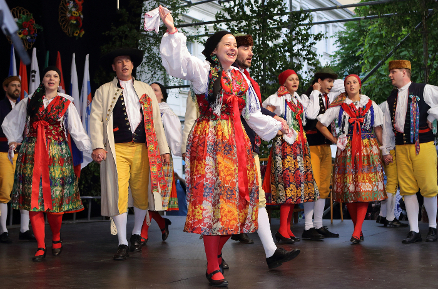 First Half of June Brings Historical Weekend, Folklore Festival as well as Night of Churches