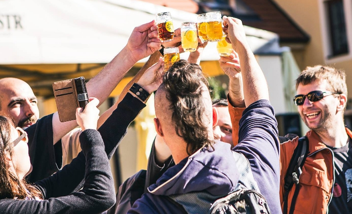Autumn brings beer festivals to Pilsen, the Czech Republic.