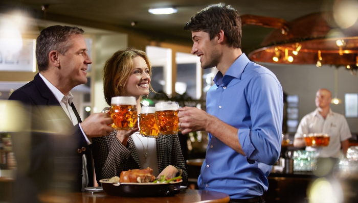 Let´s go for an excellent beer in some of Pilsen bars with your family, friends or colleagues!