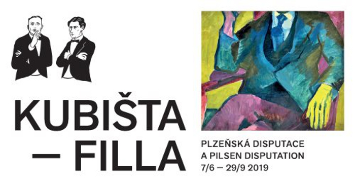 The Gallery of West Bohemia opens a new exihibitons displaying work of FIlla and Kubišta.