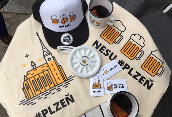Get the best souvenirs from Pilsen