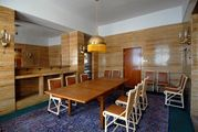The dining room in Vogel´s apartment by Adolf Loos